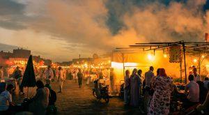 India-evening-bazaar