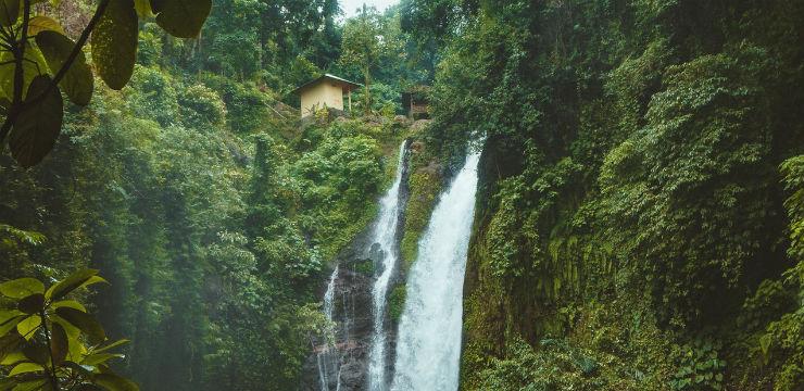 falls in bali