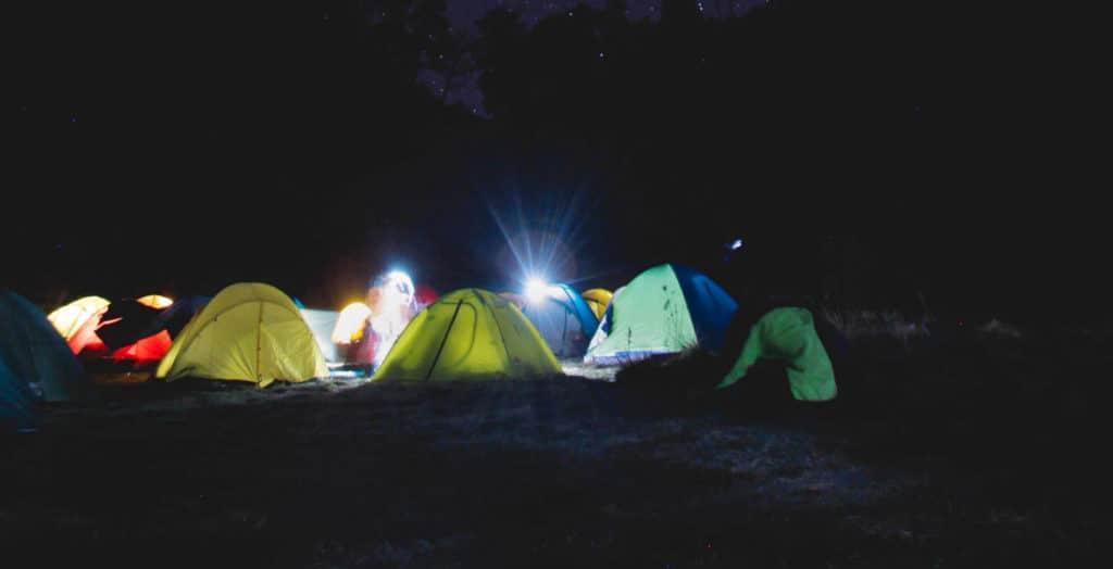 camping-at-night