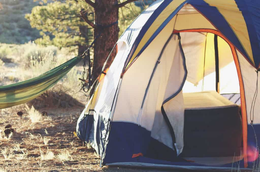How To Make Camping More Luxurious My Travel Backpack