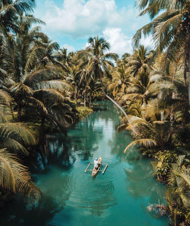 siargao island river