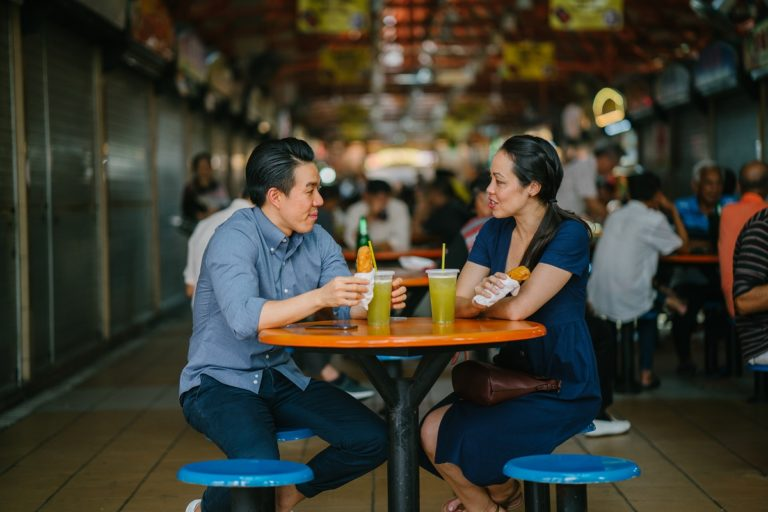 Immersing in Culture and Tradition through the Singaporean Cuisine