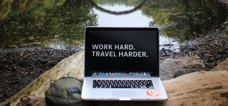 How You Can Work And Travel At The Same Time