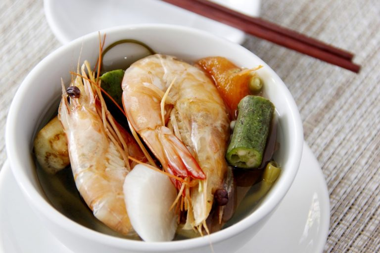 On Rainy Days, Go Filipino With Your Comfort Food
